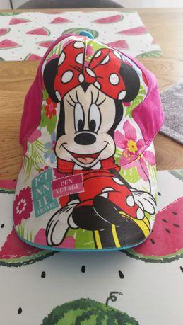 Czapka z daszkiem Minnie Mouse rozm.50