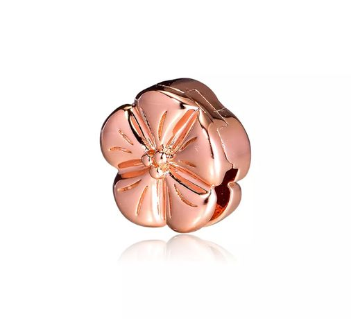 Różowa orchidea charms do Reflexions Pandora