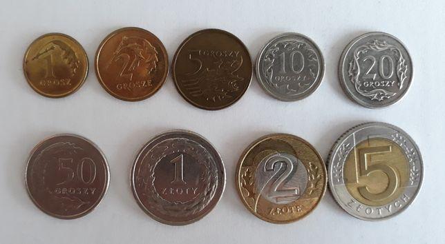Набор монет Польши