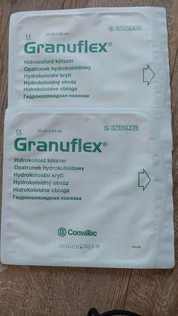 Opatrunek na odleżyny i rany, Granuflex opatrunek na odleżyny