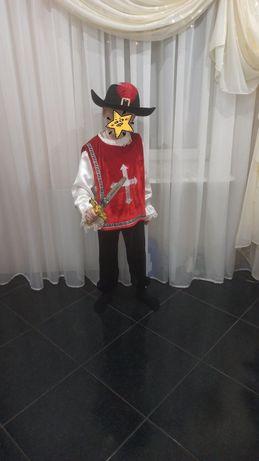 Костюм мушкетёра детский