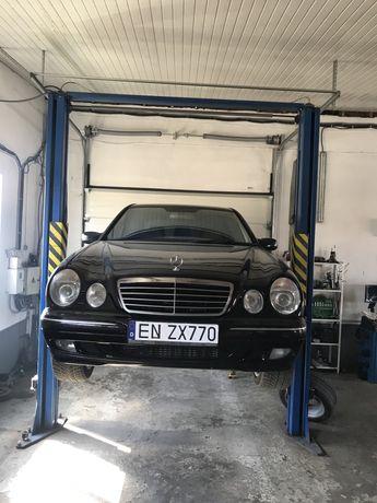 Розборка Mercedes+benz w210