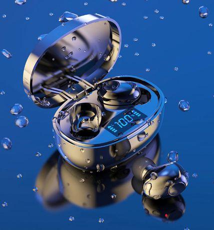 беспроводные спортивные водонепроницаемые наушники-вкладыши TWS Blueto
