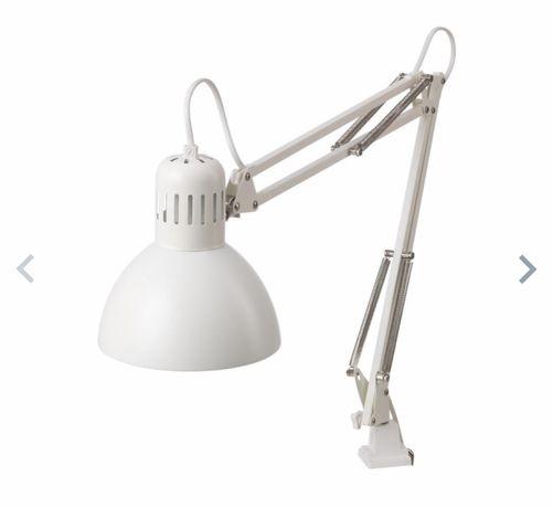 Настольна лампа IKEA TERTIAL белый (703.554.55] В Наявності)