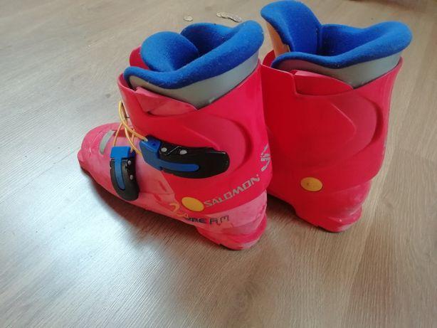 Salomon buty do nart zjazdowych