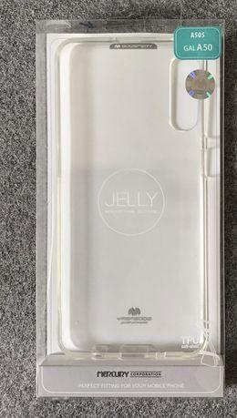 Plecki, etui silikonowe Samsung Galaxy A50