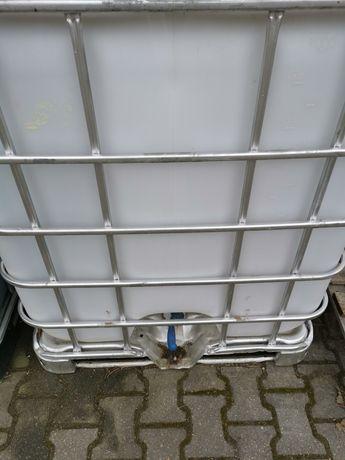 Paletopojemnik 1000l zbiornik mauzer