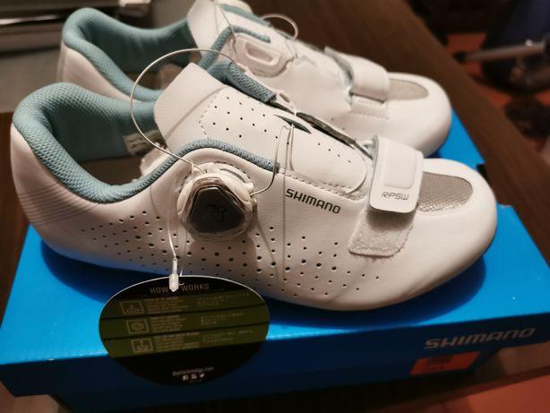 Sapatos shimano lady spd sl RP5 tamanho 37