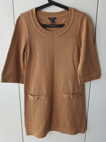 Sukienka, sukienka ciążowa, H&M, 36, S