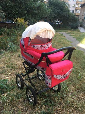 Продадим классическую коляску Jetem Carmina (изготовлена в Польше).