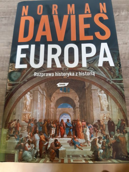 Europa.  Norman Davies Łódź - image 1