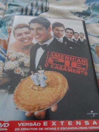 Dvd - American Pie 3 - O casamento (Como novo)
