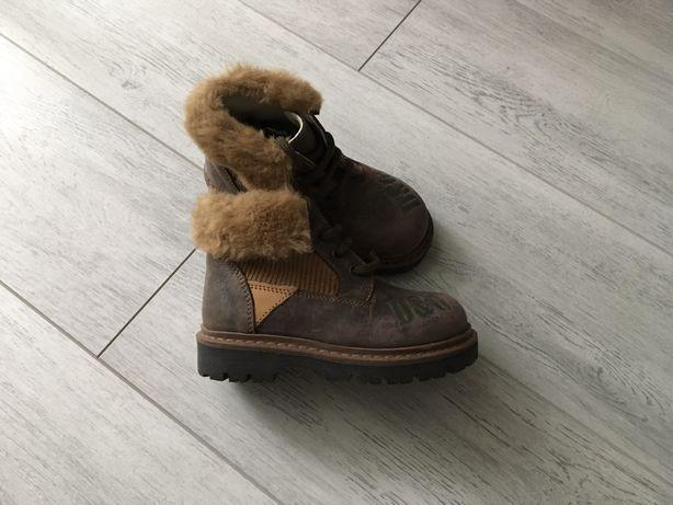 Ботинки Dolce&Gabbana оригинал 25 р.