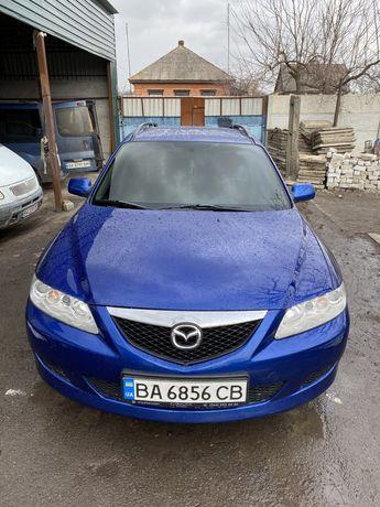 Mazda 6 gg универсал