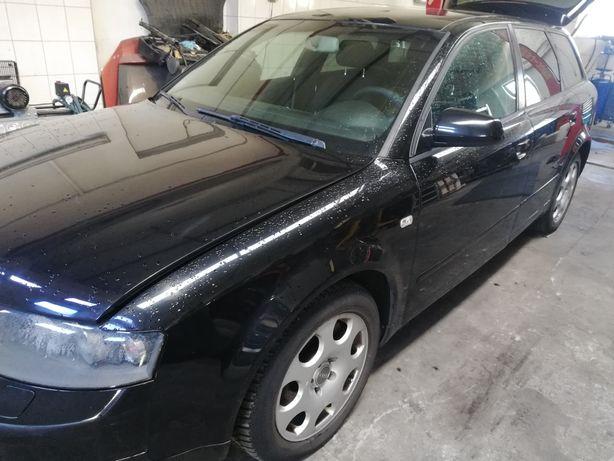 Audi a4 b6 2.5 tdi BFC LY9B na części