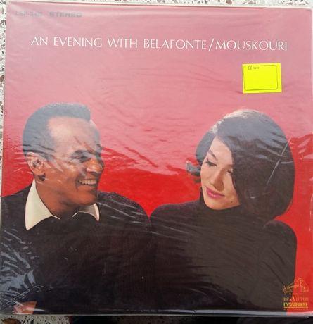 Продам одним лотом вініли Harry Belafonte