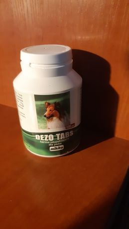 mikita dezo tabs preparat neutralizujacy zapach