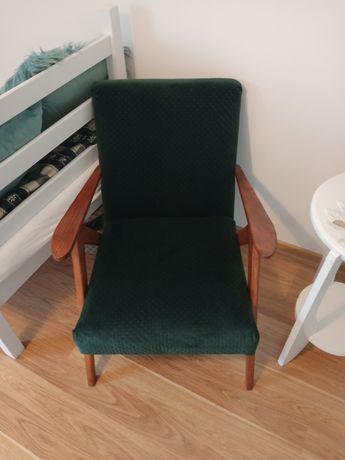 Fotel prl.kolor zielony B-310