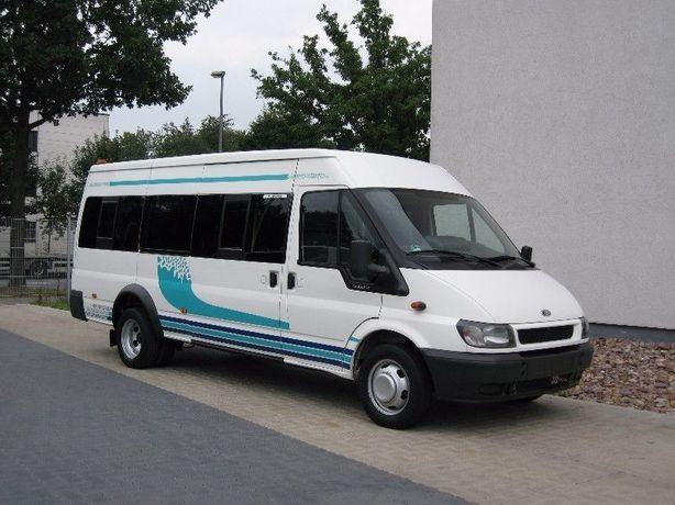 Przewozy osób w dobrych cenach - wynajem bus, transport osobowy