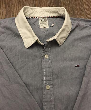 Новая рубашка Tommy Helfiger
