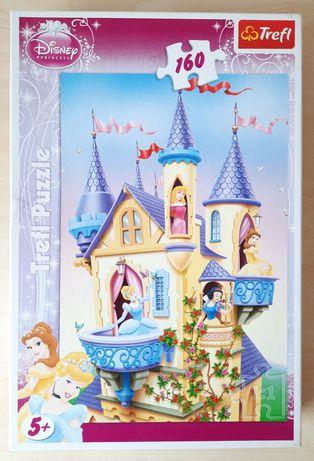Puzzle Trefl Księżniczki Disney 160 elementów