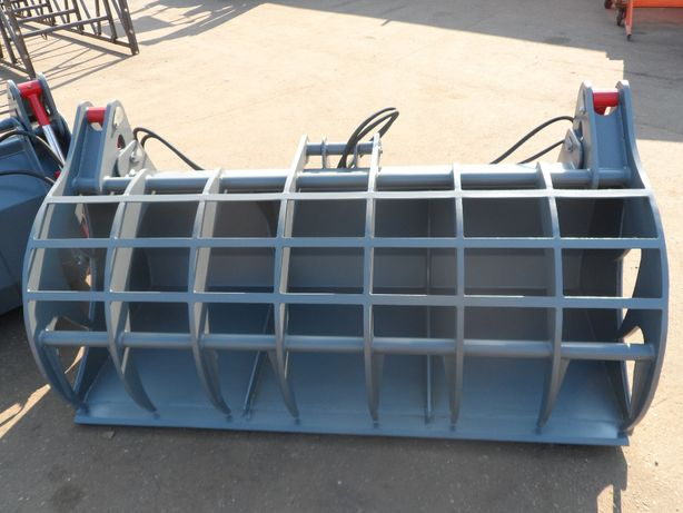 Producent - Szuflo-krokodyl- szerokość; 2m, HARDOX-SOLIDNY