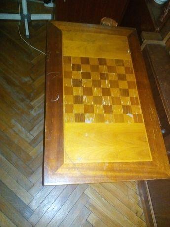 Журнальный шахматный столик