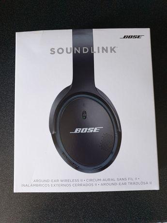 Auscultadores Bluetooth Bose Sounlink II