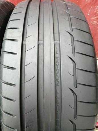 235/55/19 R19 101W DUNLOP SP SPORT MAXX RT 2шт ціна за 1шт літо шини