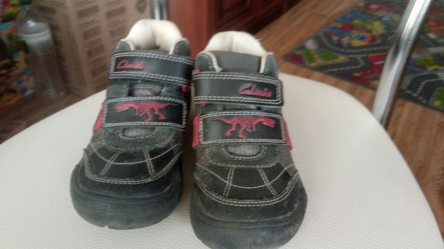 Дитячі черевички Clarks