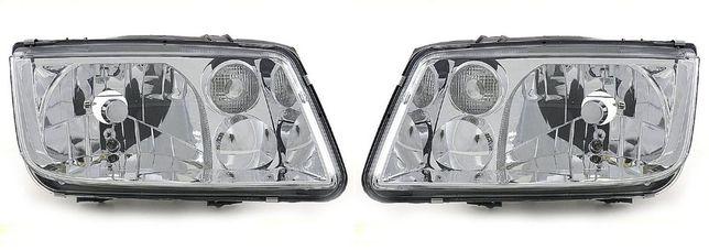 Reflektor Reflektory Lampa Lampy Nowe VW BORA LEWA DEPO H4
