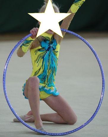 Купальник для художественной гимнастики 134 140 выступлений гімнастики