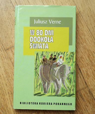 Juliusz Verne - W 80 dni dookoła świata