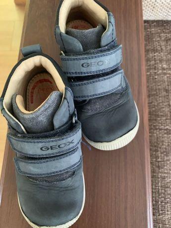 Ботиночки осенние Geox