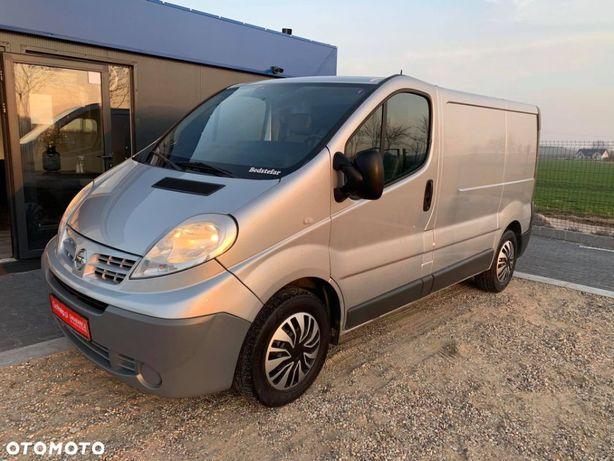 Renault Trafic  *oryginalny przebieg*webasto*primastar vivaro
