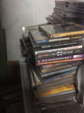 Продам СД диски