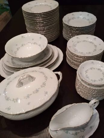 Conjunto Porcelana SPAL