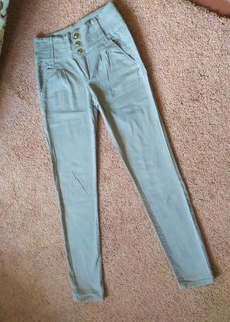 Мегакрутые джинсы штаны брюки PIECES р.М
