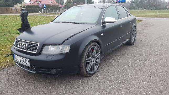 Audi S4 4.2 v8 2003r 250tys km
