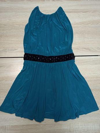 Платье новое, красивого изумрудного цвета. ASOS petite.