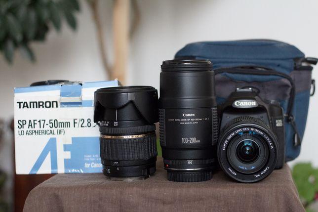 Canon 40d + 3 объектива | Фотоаппарат