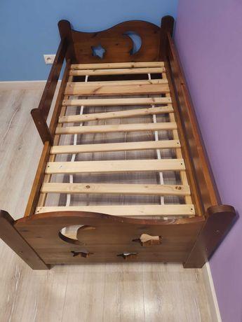 Łóżka drewniane dla dzieci 80x160