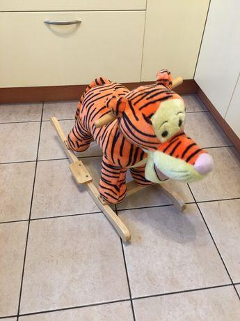 Каталка качалка тигр