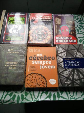 6 Livros de literatura adulta de temas contemporâneos