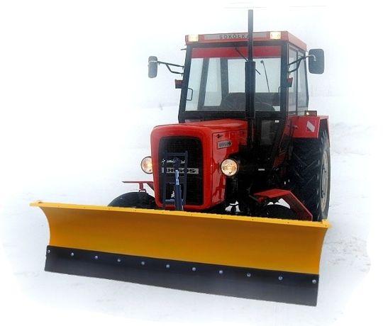 Pług śnieżny do śniegu URSUS c330 c360