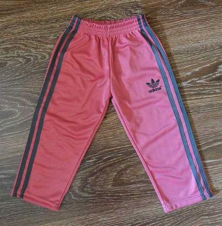 Jak Nowe różowe dresy Adidas  116