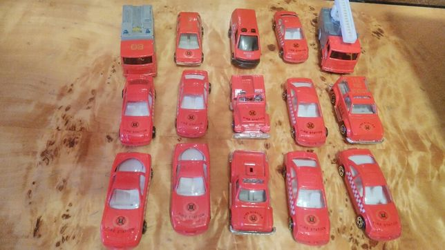 Samochody straży pożarnej (z USA)