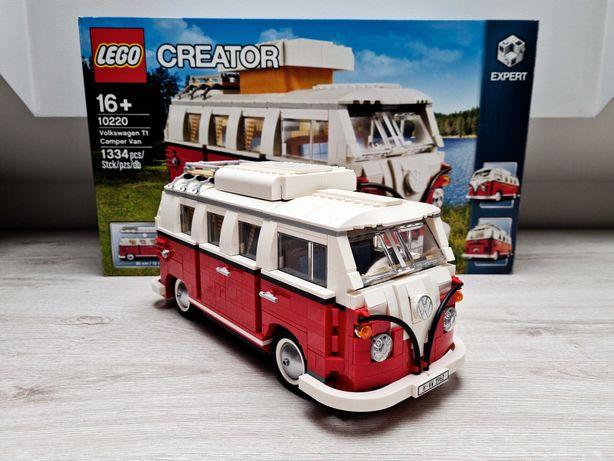 Lego Creator Volkswagen T1 Camper