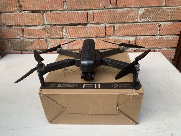 Квадрокоптер SJRC F11 4k Pro (дрон)