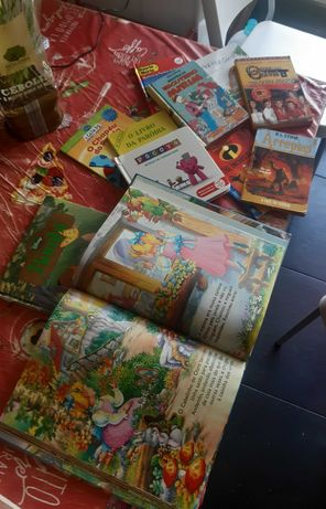 Livros infantis/juvenis